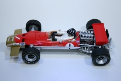 929 Lotus 49 1969 G Hill Scalextric C3701A 2016 Boxed