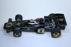 941 Lotus 72 1972 E Fittipaldi Policar CAR02C 2016 Boxed