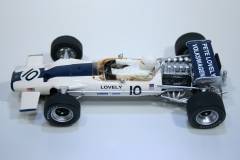 966 Lotus 49 1970 P Lovely Scalextric C3707 2017 Boxed