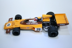 970 Lotus 72 1974 I Scheckter Scalextric C3833A 2017 Boxed