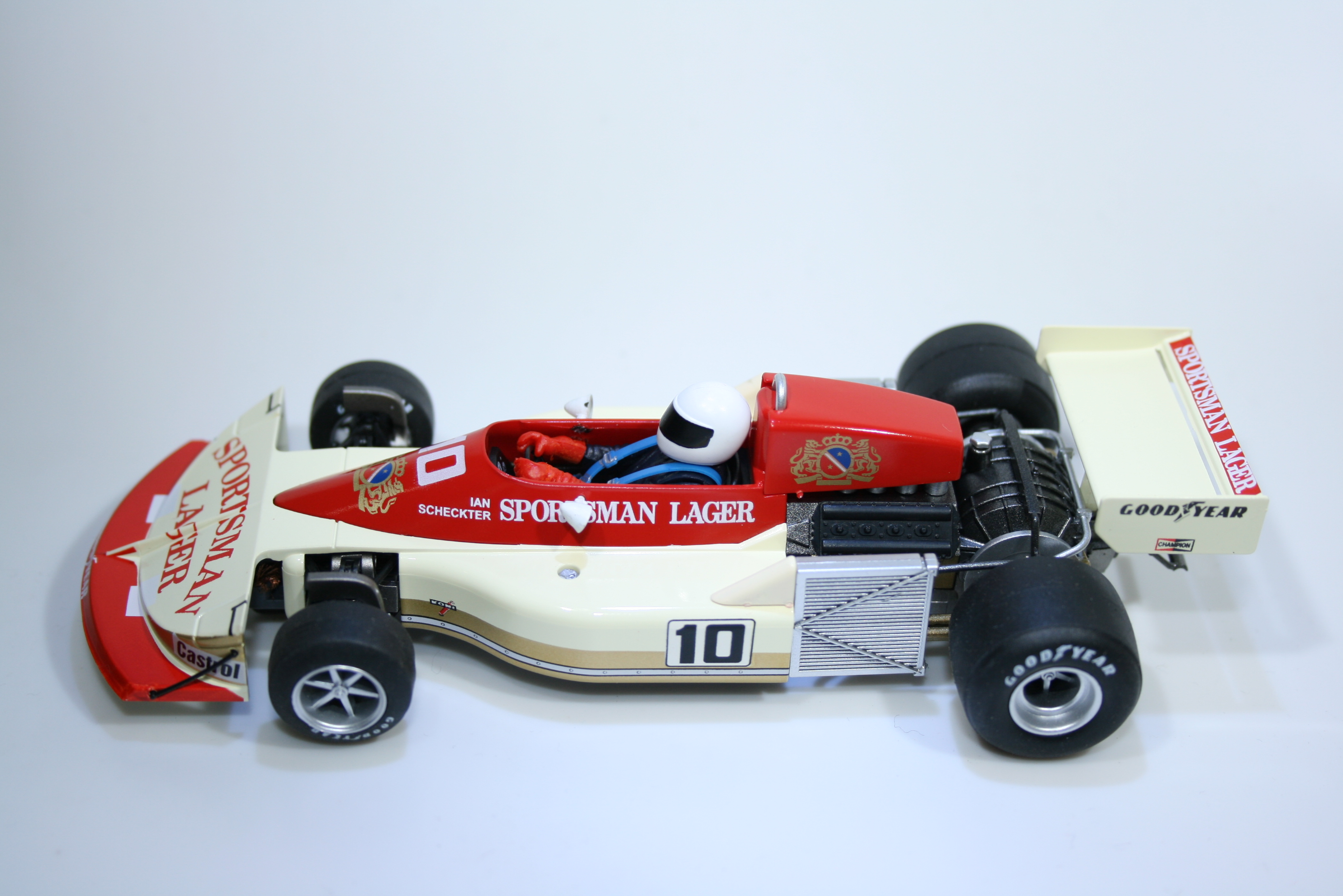 774 March 761B 1977 I Scheckter FLY 045102 2014 Boxed