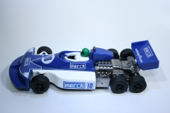 503 March 771 1977 I Scheckter Scalextric C129 1979 Boxed