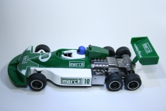 710 March 771 1977 I Scheckter Scalextric C131 1980-82 Boxed