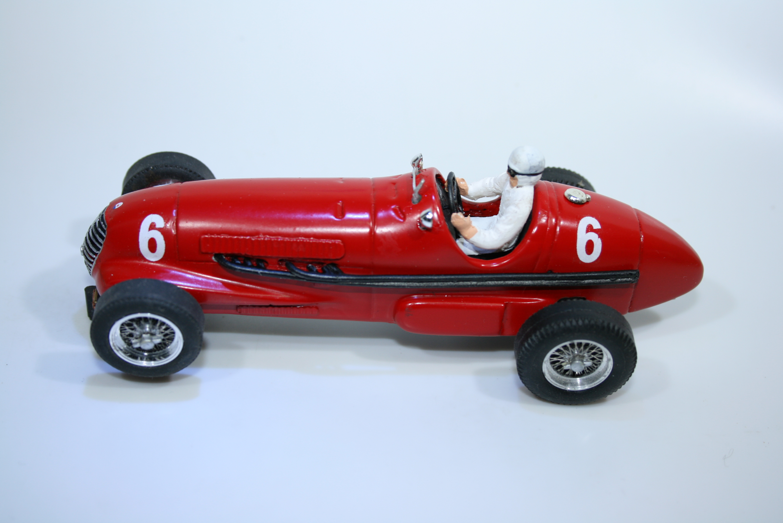 1298 Maserati 4CLT 1939 L Villoresi Derek Cooper Boxed