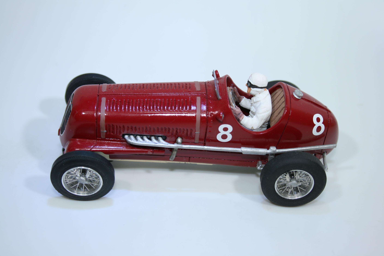 1458 Maserati 6CM 1938 H Schell  TRRC