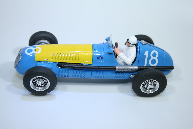 1611 Maserati 4CLT 1949 J M Fangio GTM JJ