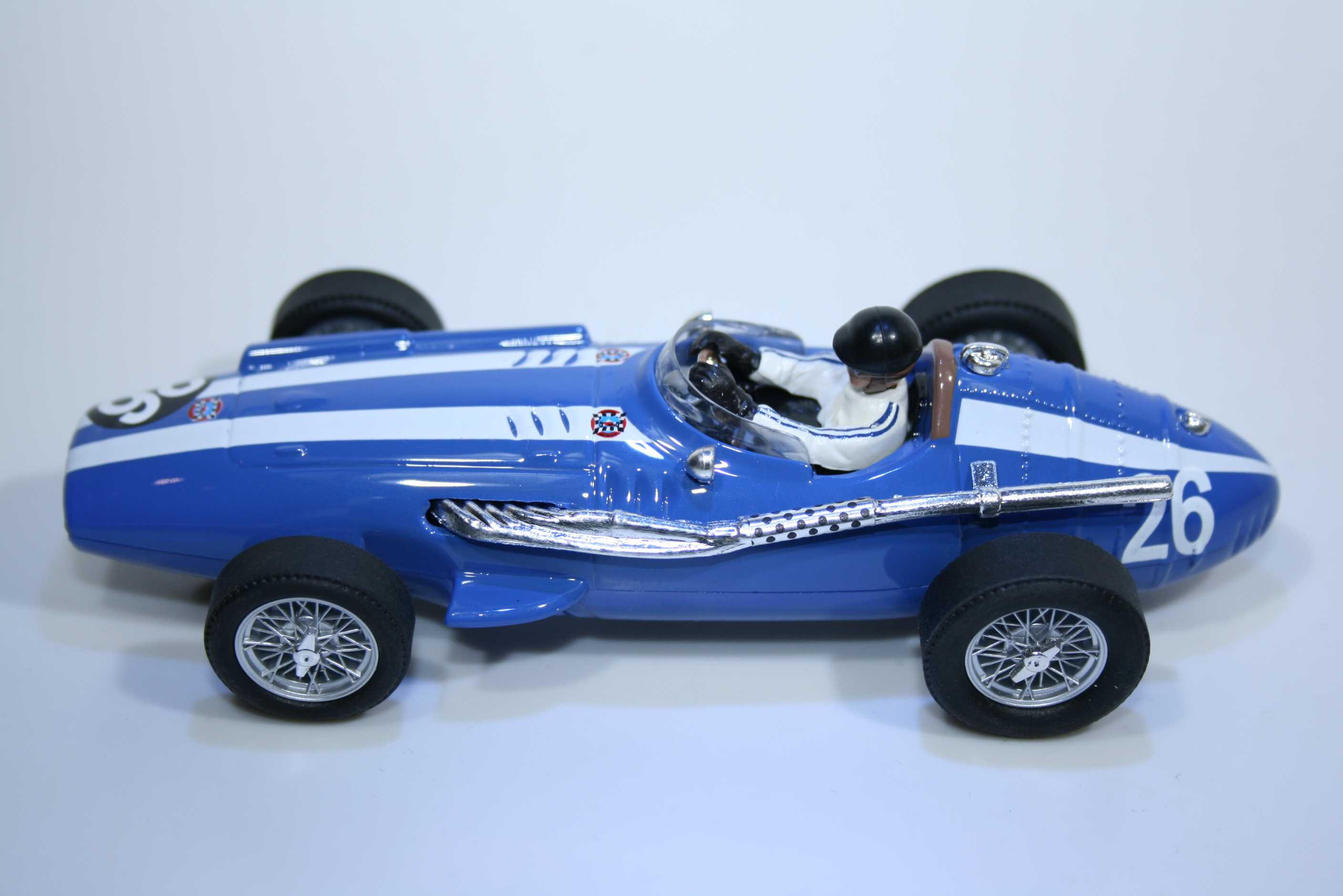 340 Maserati 250F 1957 M Gregory Cartrix 0922 2007 Boxed