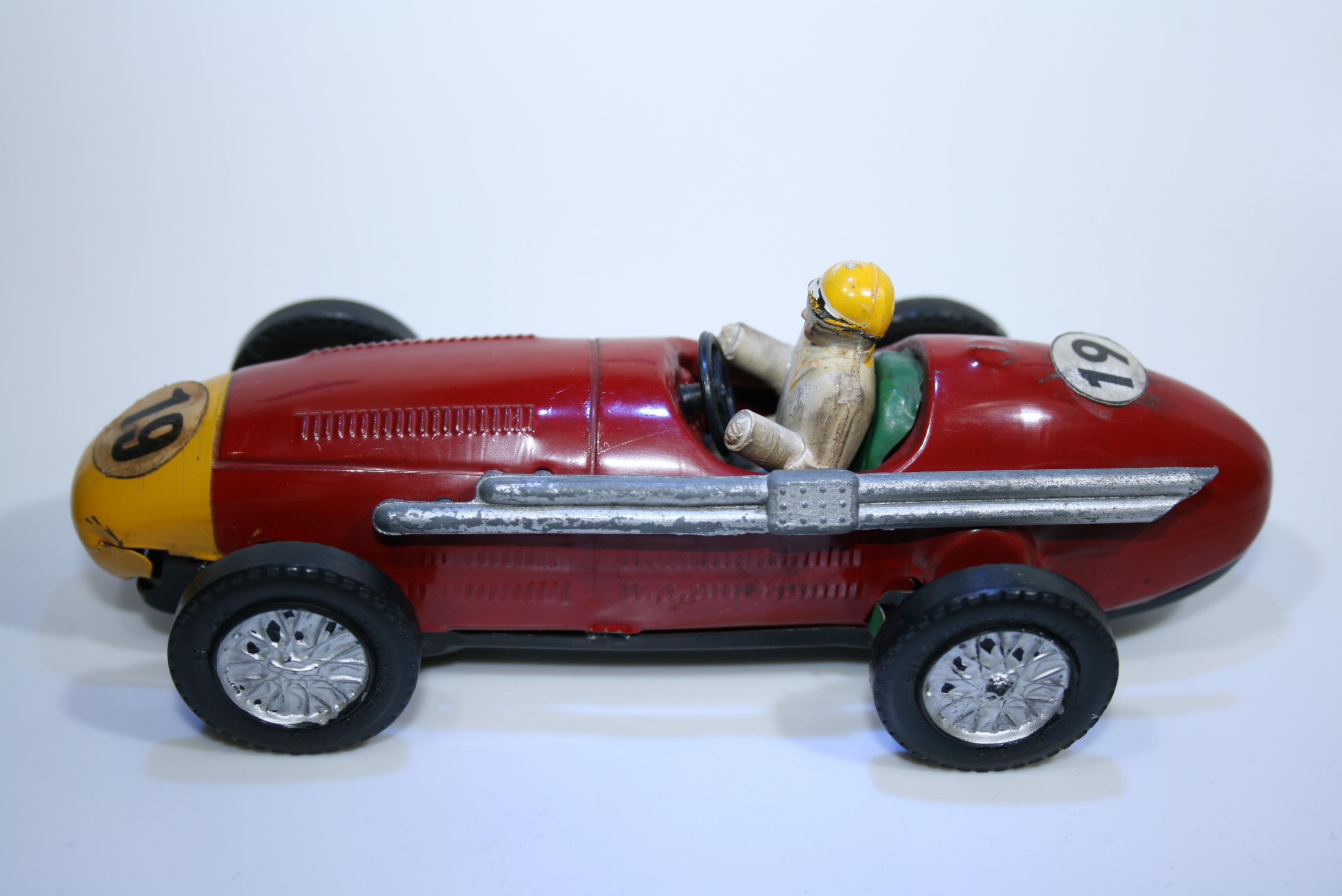 657 Maserati 250F 1957 J M Fangio Scalextric 1957 Boxed