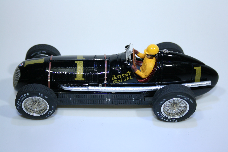 716 Maserati 8CTF 1947 T Horn Ostorero ODG069 2012 Boxed