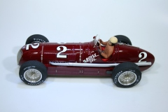 1650 Maserati 8CTF 1939 W Shaw Ostorero ODG065 2012 Boxed