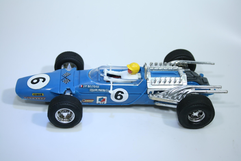 1350 Matra MS11 1968-69 J P Beltoise Scalextric C14 1969 FRA