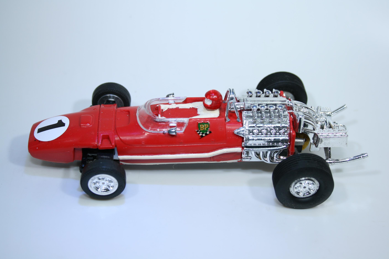 1411 Matra MS10 1968 J P Beltoise MRRC 5197 1968