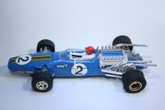 110 Matra MS11 1968-69 J Stewart Scalextric C14 1969