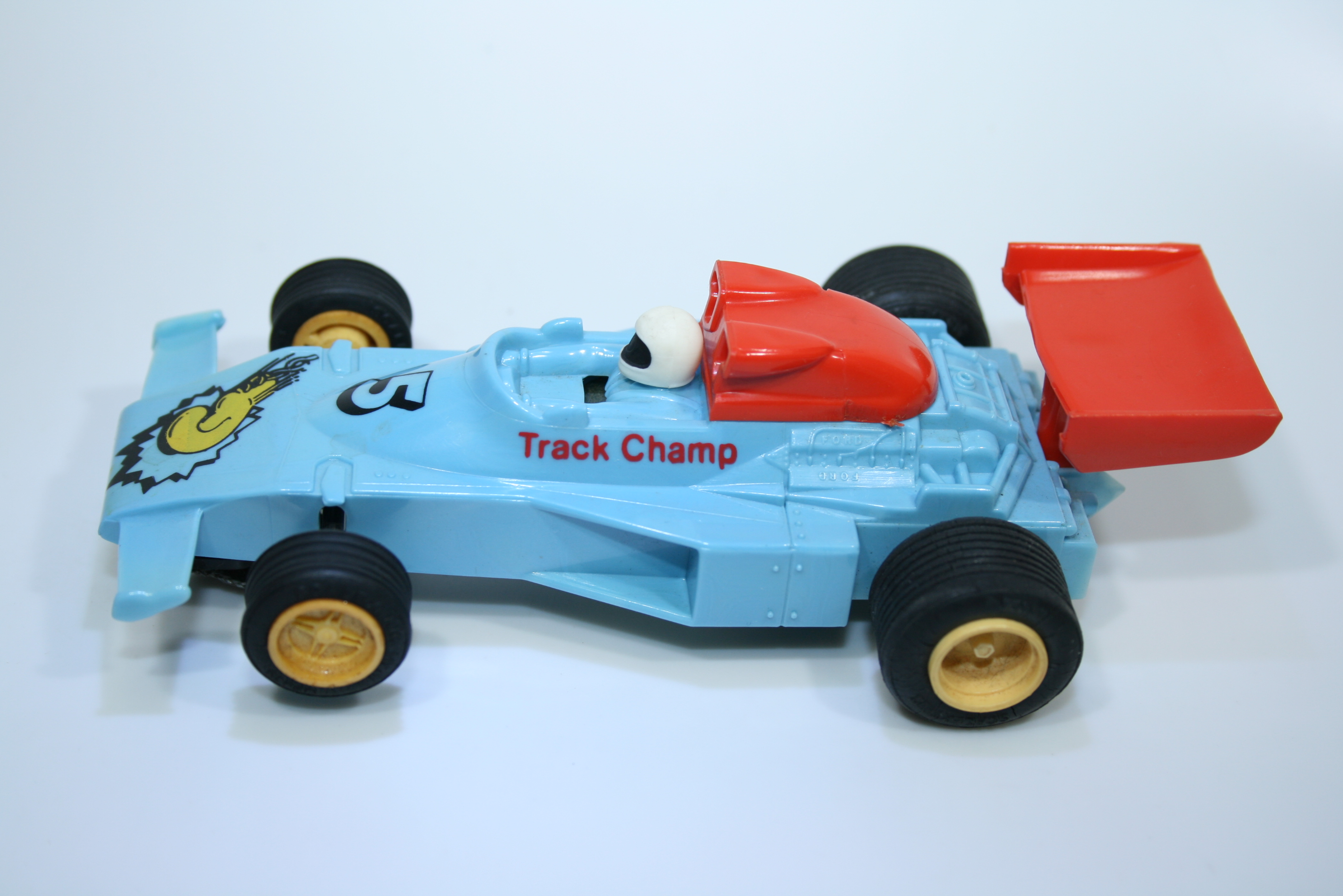 1097 Mclaren M23 1976 Team Car Scalextric C359 Track Champ 1981