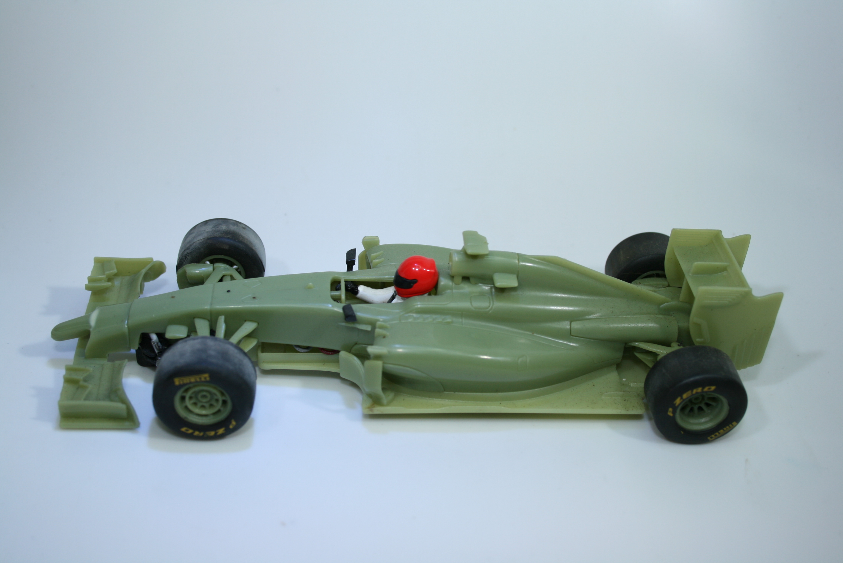 1286 Mclaren MP4-29 2015 Magnussen Scalextric C3665 Pre Production 2015