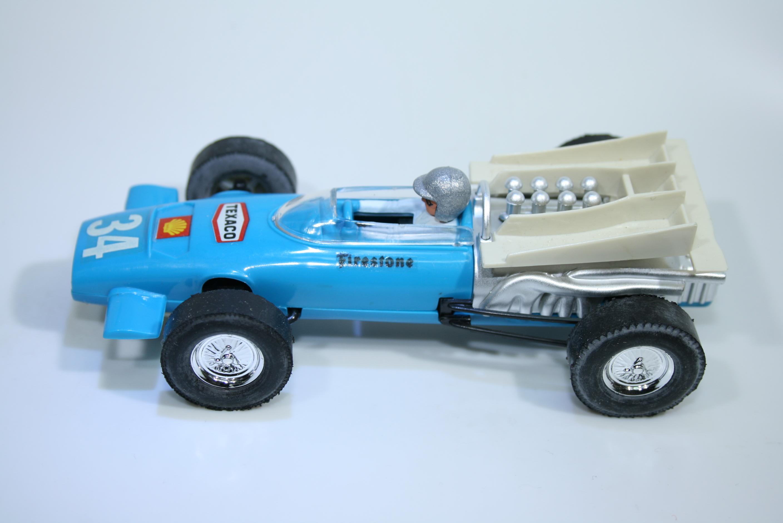 1342 Mclaren M9A 1969 D Bell Reprotec 5043 Boxed