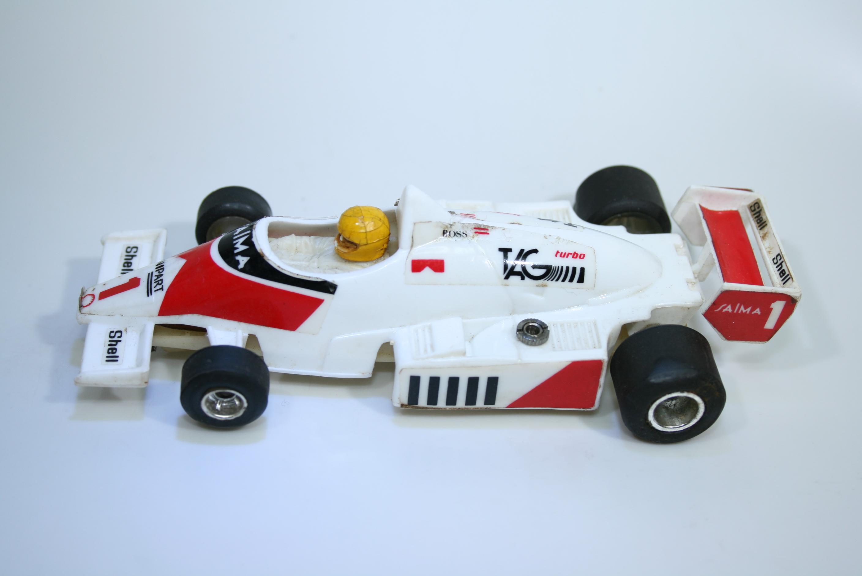 1445 Mclaren MP4/2 1984 A Prost Polistil 31106