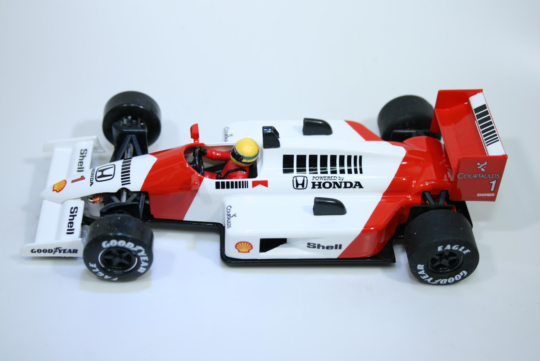 1621 McLaren MP4/5 1989 A Senna NSR Set 11 2021 Boxed