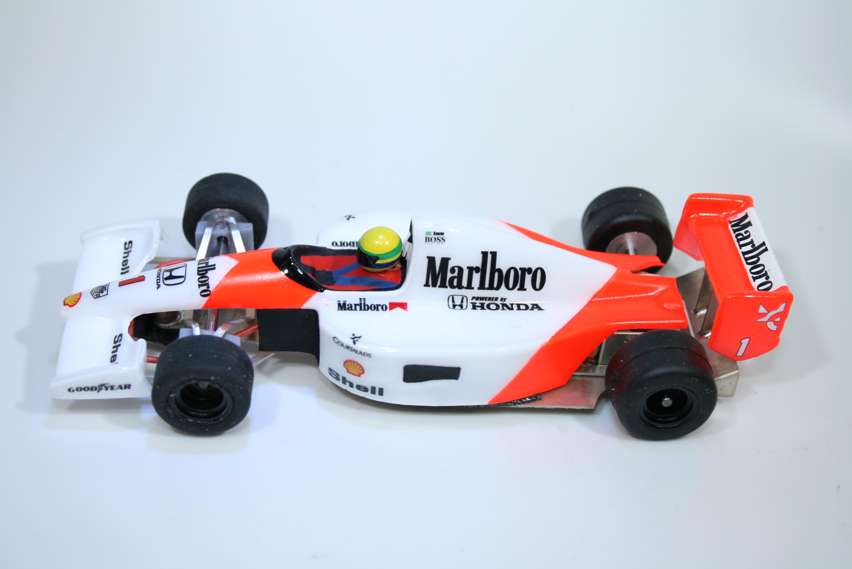1661 Mclaren MP4/5 1990 A Senna Nonnoslot NS-LEXAN91-01 2021 Boxed