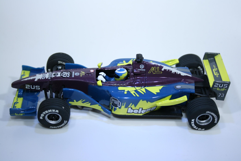 272 Mclaren MP4/17 2002 K Raikkonen Carerra 25458 2002 Boxed