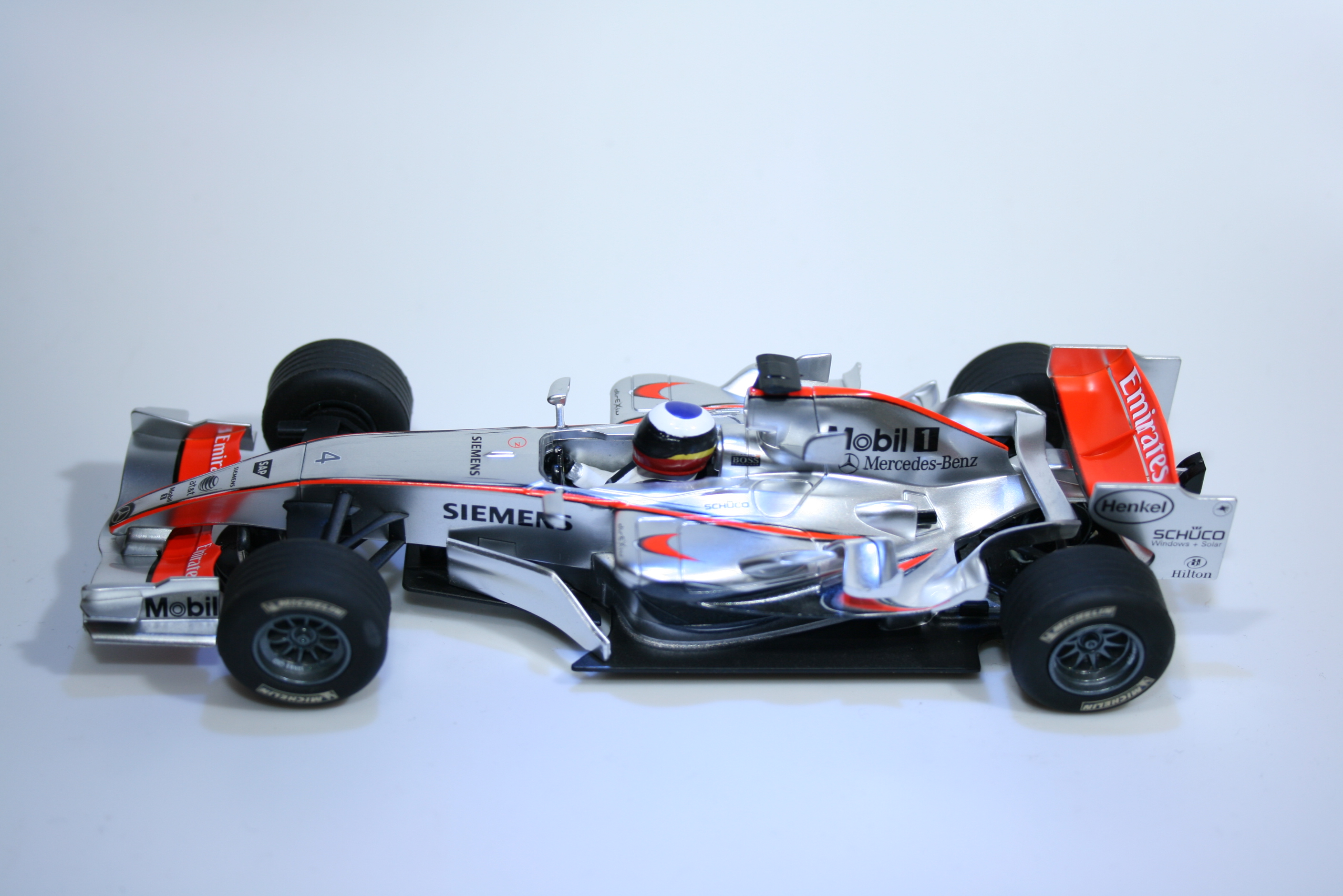 357 Mclaren MP4/21 2007 P De La Rosa Scalextric C2813 2007 Boxed