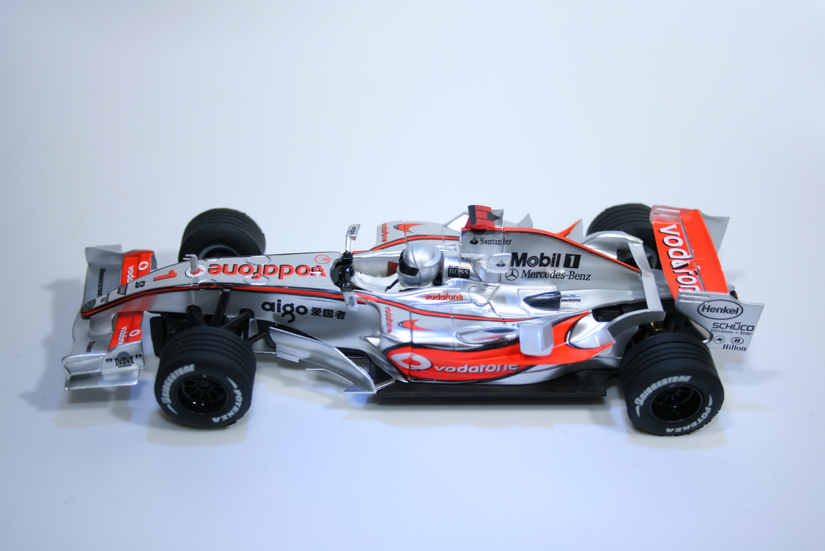 373 Mclaren MP4/22 2007 F Alonso SCX 62570 2008 Boxed