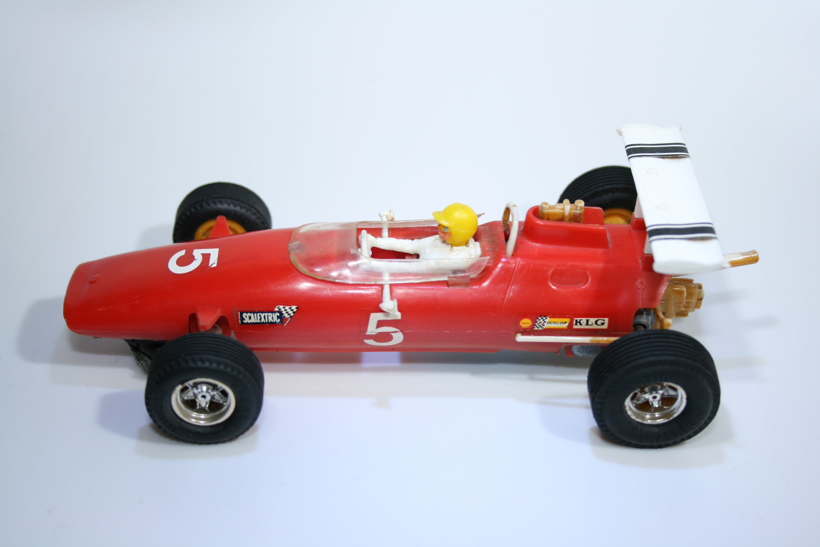 668 Mclaren M4A Team Car 1971 Scalextric C24