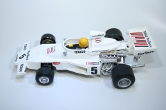 1051 Mclaren M23 1976 E Fittipaldi Policar PC037 2001 Boxed