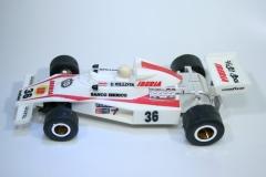 1412 Mclaren M23 E Villota 1977 Bumslot 502 Boxed