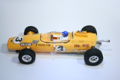 414 Mclaren M4A Team Car C19 Set 1969