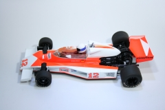 426 Mclaren M23 1976 J Mass Scalextric C2927 2008 Boxed