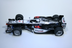 47 Mclaren MP4/16 2002 D Coulthard Scalextric C2263 2002 Boxed