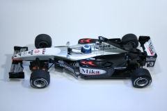 48 Mclaren MP4/16 2002 M Hakkinen SCX 60880 2002 Boxed