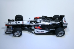 50 Mclaren MP4/17 2002 D Coulthard Scalextric C2415 2002 Boxed