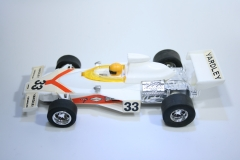 504 Mclaren M23 1974 M Hailwood Scalextric 90121 1974 Boxed