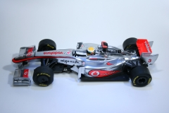 705 Mclaren MP4/24 2011 L Hamilton Carrera 27394 2012 Boxed