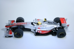 762 Mclaren MP4/28 2013 S Perez Scalextric C3366 2013 Boxed