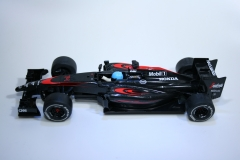 915 Mclaren MP4/30 2016 F Alonso Scalextric C3705 2016 Boxed