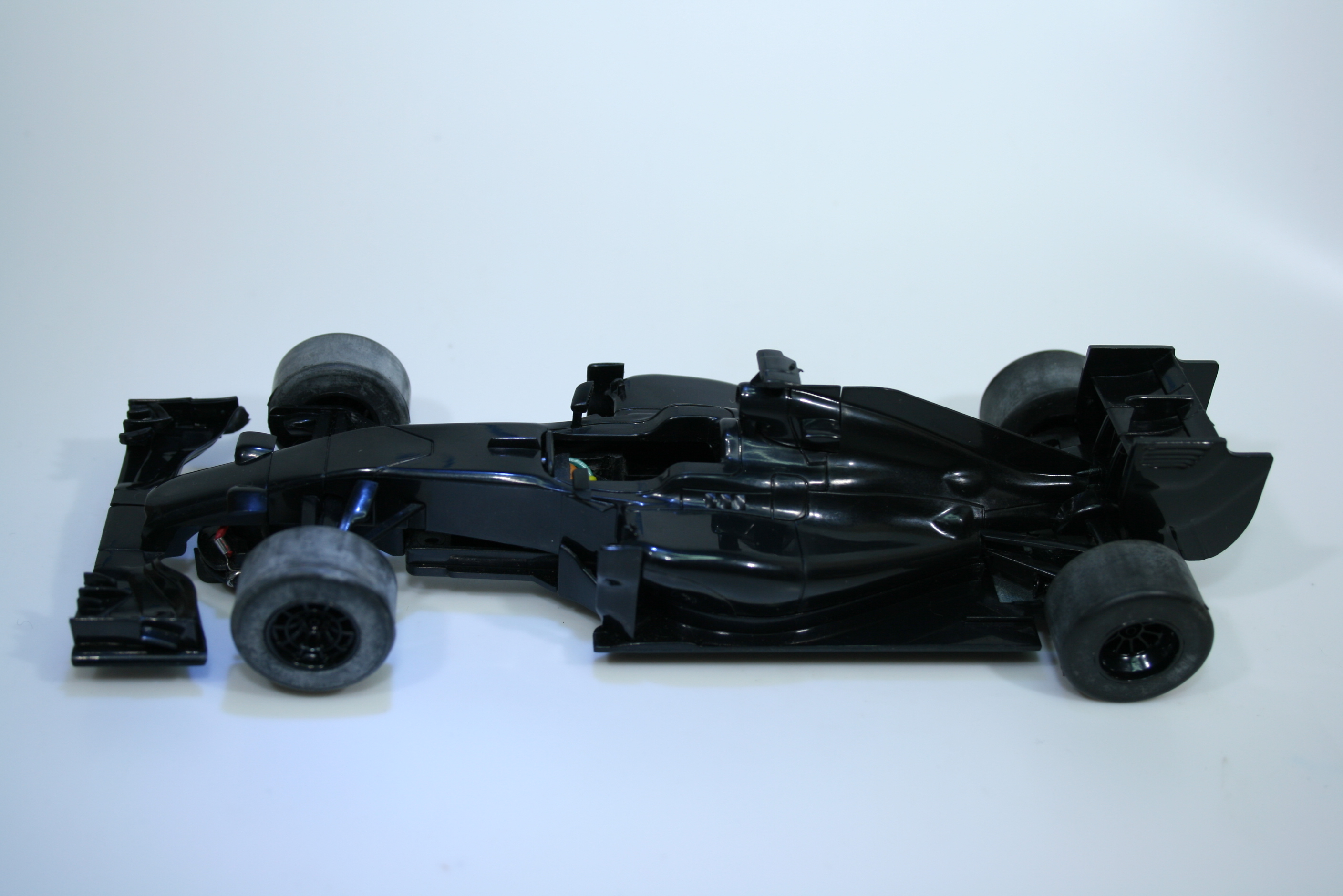 1196  Mercedes F1 W05 Hybrid 2014 N Rosberg Scalextric C3621A 2015 Pre Production