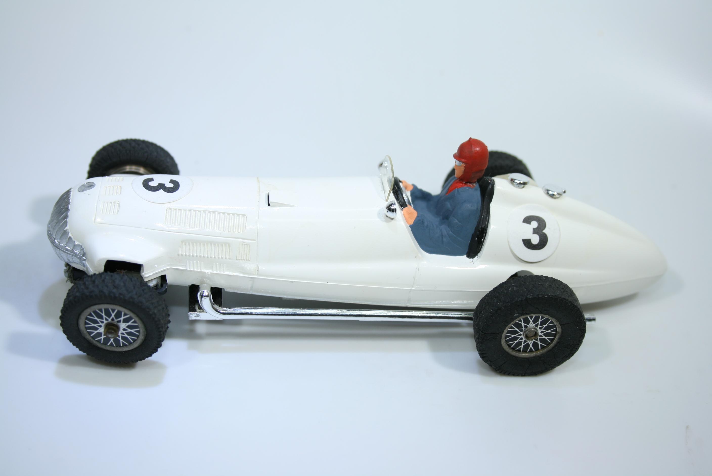 1361 Mercedes W154 1938 R Caracciola MRRC 725 1964