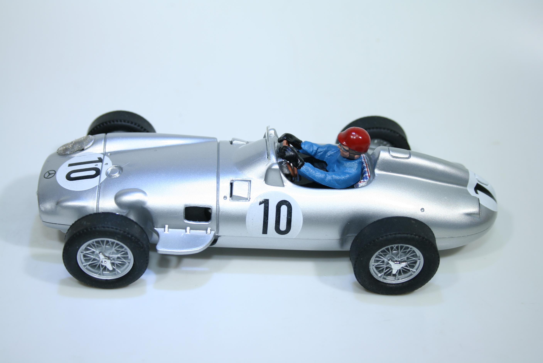 1686 Mercedes W196 1955 J M Fangio Cartrix CT0035 2015 Boxed