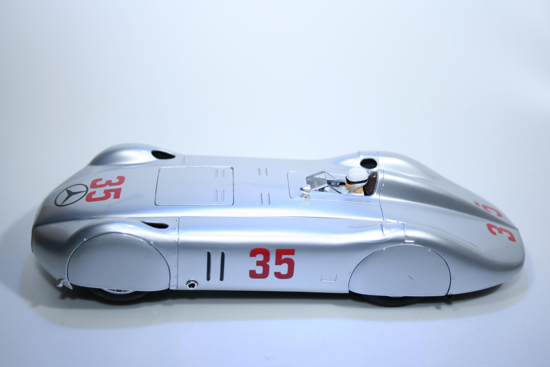 765 Mercedes W125 1938 R Caracciola Carrera 27356 2012 Boxed