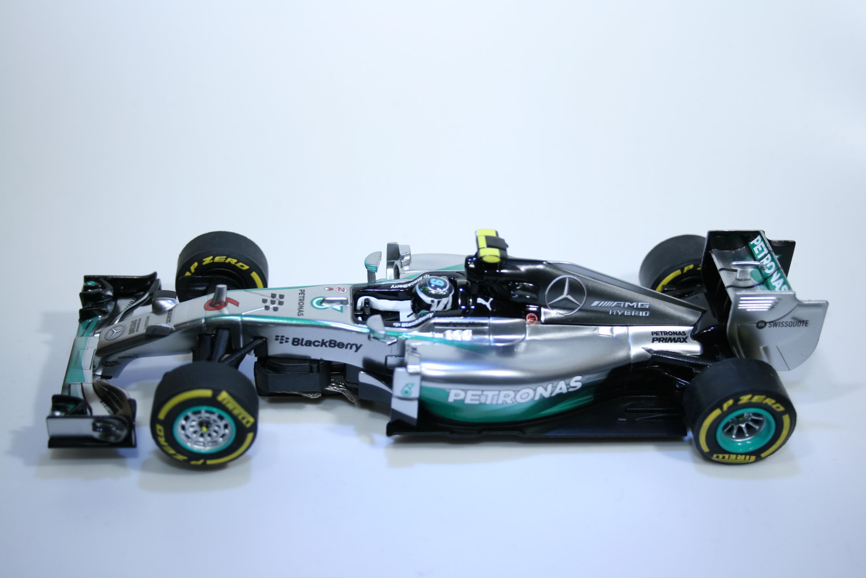 870 Mercedes F1 W05 Hybrid 2014 N Rosberg Carrera 27494 2015 Boxed