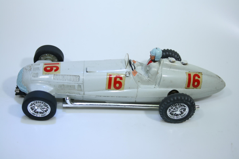 1370 Mercedes W154 1938 R Caracciola MRRC 725 1964