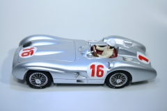 1044 Mercedes-Benz W196R 1955 S Moss Top Slot TOP-7115 Boxed