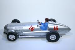 371 Mercedes W154 1938 R Caracciola Bumslot 525 Boxed