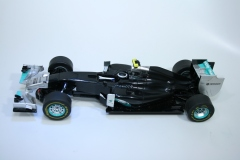 1371  Mercedes F1 W05 Hybrid 2014 N Rosberg Scalextric C3621A 2015 Pre Production