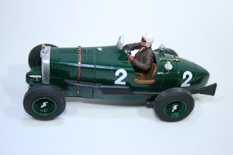 1598 MG K3 1933 T Nuvolari GTM GP-701-SK 2020