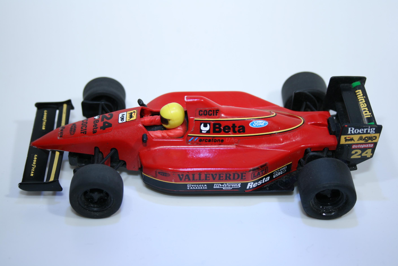 333 Minardi M193 1993 F Barbazza SCX 8374 1994