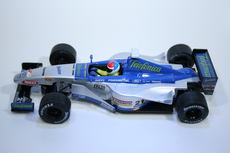 458 Minardi M01 2000 M Gene Ninco 50200 2009 Boxed